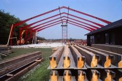 3. Horne Hallens stålbuer rejses (5)