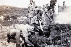 Landerupgård drengene på tur til Hornelund i 1930verne (3)
