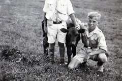 Landerupgård drengene på tur til Hornelund i 1930verne (7)