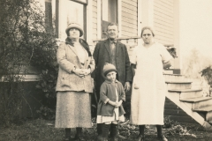 Laurids Kjærgård Thomas Lauridsens Familie i USA