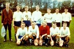 HIF Serie 4 1968 Jysk Mester. Guldjubilæum 2018