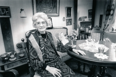 Jensen, Mary (Maja) Sækbæk 100 år