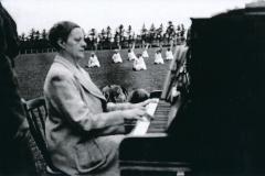 Madsen Jensine Kærgård 70 år 1967
