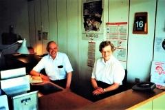 Nielsen Jens og Erna Vig. Posthudbestyrer