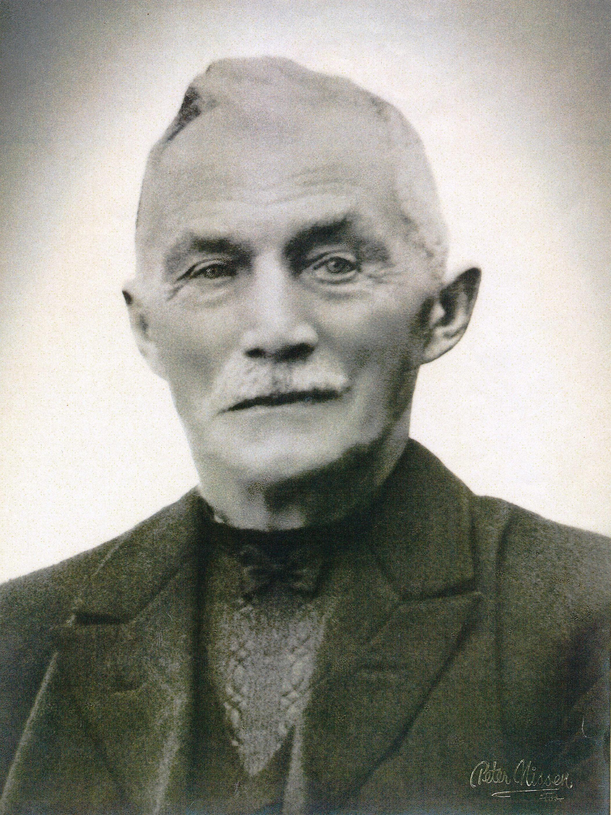 Madsen Bertel ca. 1920verne