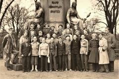 Bounum Skole 1955 Tur til København (2)