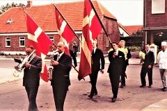 Ejnar Pedersen fylder 70 år 1966