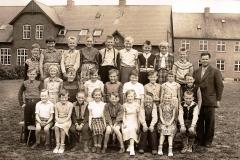 Horne Skole 1955