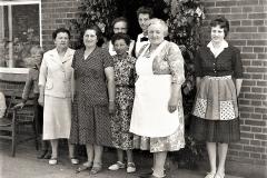 Jessen, Karoline. 40 års jubilæum. 1960