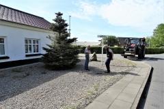 7-Keld-Jochumsen-og-Sigurd-Møller-får-en-snak-om-placeringen.-QR-kodeturen-2019-1