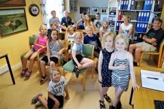 6 Fra Horne Skoles besøg på Arkivet 25. maj 2018 (12)