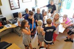 Fra Horne Skoles besøg på Arkivet 25. maj 2018 (11)