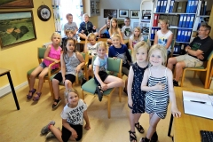 Fra Horne Skoles besøg på Arkivet 25. maj 2018 (12)