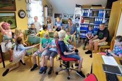 Fra Horne Skoles besøg på Arkivet 25. maj 2018 (7)