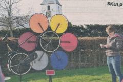 Cykelskulptur 2015