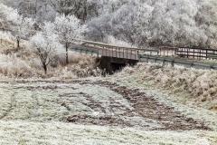Vinterstemningsbilleder fra Vikingestien 2011 (13)