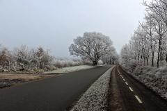 Vinterstemningsbilleder fra Vikingestien 2011 (15)