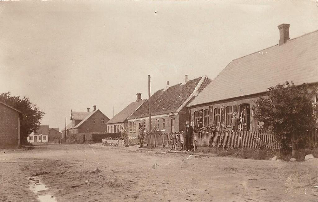 Horne ca. 1916