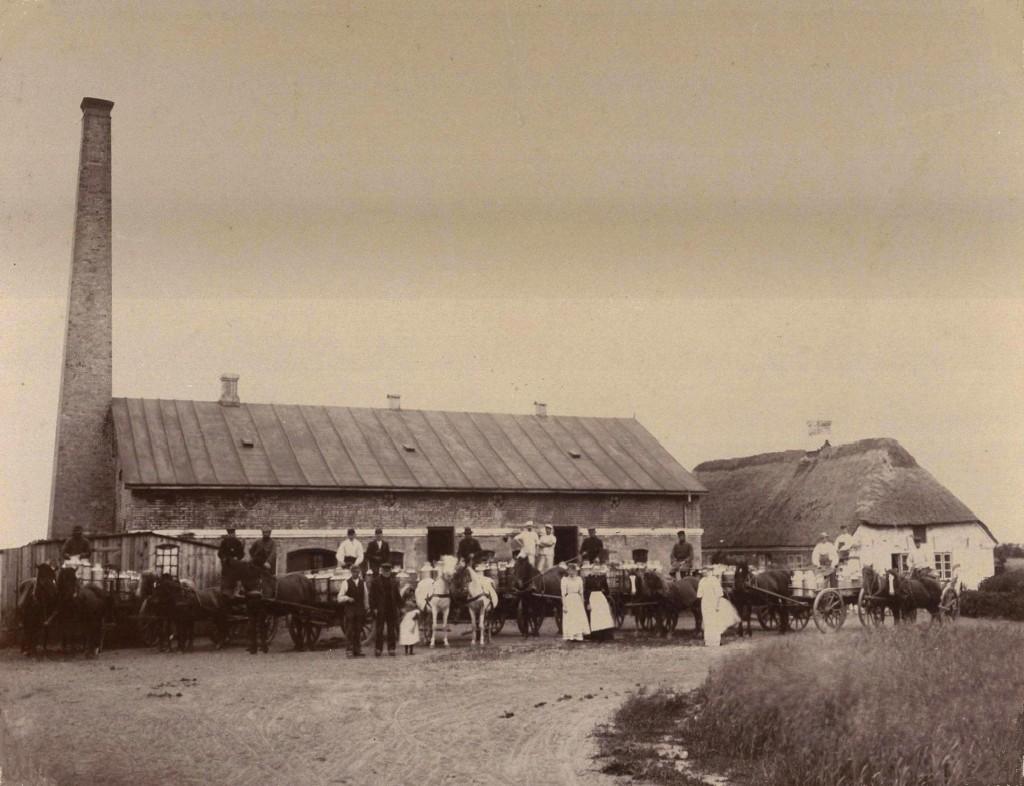 Hornes 1. Andelsmejeri