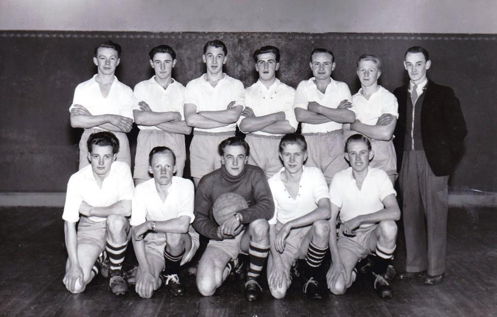 Hornes B hold 1951