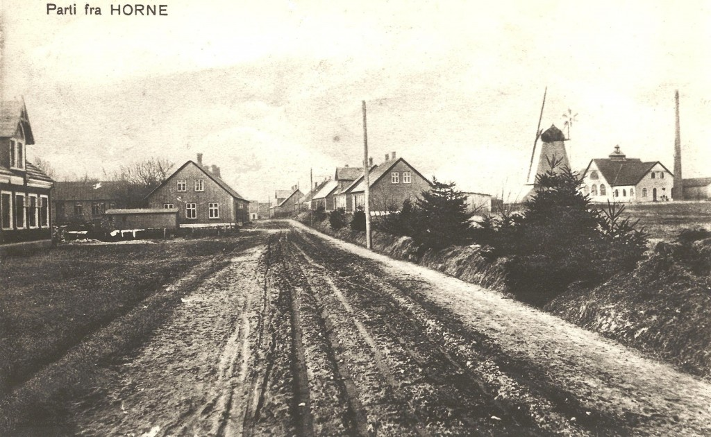 Horne fra før 1928