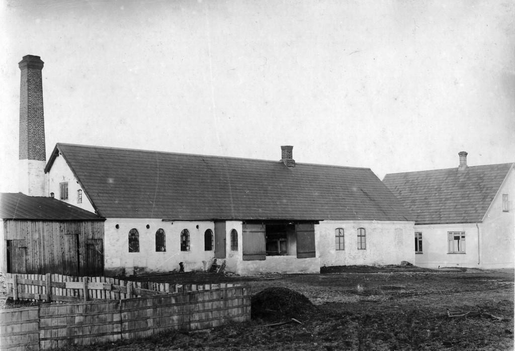Aspgårdvej 1 fra før 1910
