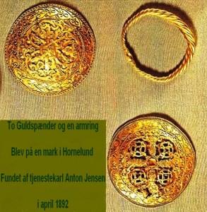 Hornelund Guldspænderne 1892