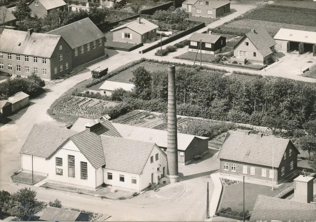 Hornelund Mejeri - Kopi