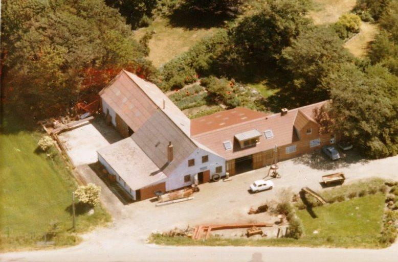 Ølgodvej 148 -Bounum Smedie 1967 - Kopi