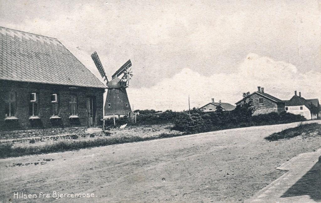 Ølgodvej 87 - 93 - 95 - ca. 1920